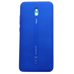 Coque arrière pour Xiaomi Redmi 8A Bleu