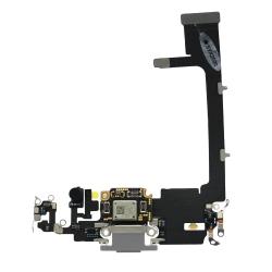 Connecteur de charge Lightning pour iPhone 11 Pro Argent