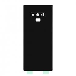 Vitre Arrière Compatible pour Samsung Galaxy Note 9 Noir photo 3