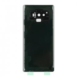 Vitre Arrière Compatible pour Samsung Galaxy Note 9 Noir photo 1