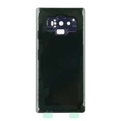 Vitre Arrière Compatible pour Samsung Galaxy Note 9 Bleu photo 1