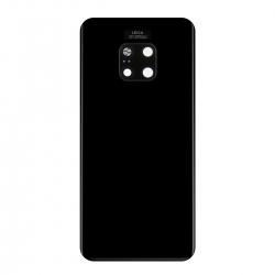 Vitre Arrière Compatible pour Huawei Mate 20 Pro Noir