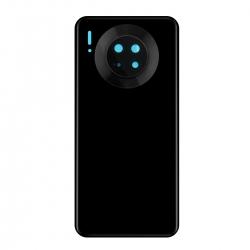 Vitre Arrière Compatible pour Huawei Mate 30 Noir