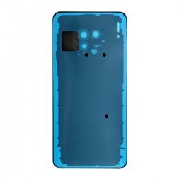 Vitre Arrière Compatible pour Huawei Mate 30 Noir photo 1