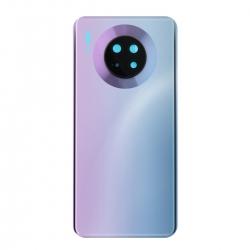 Vitre Arrière Compatible pour Huawei Mate 30 Space Silver