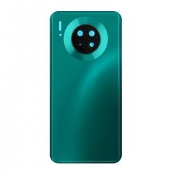 Vitre Arrière Compatible pour Huawei Mate 30 Vert Emeraude photo 3