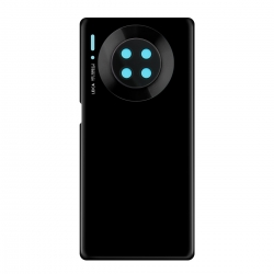 Vitre Arrière Compatible pour Huawei Mate 30 Pro Noir photo 3