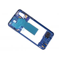 Châssis Intermédiaire pour Samsung Galaxy A40 Bleu