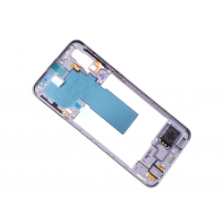 Châssis Intermédiaire pour Samsung Galaxy A40 Blanc