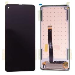 Ecran vitre + dalle IPS LCD pré-monté pour Samsung Galaxy Xcover Pro
