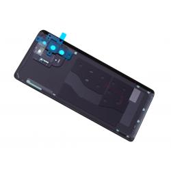Vitre arrière pour Samsung Galaxy S10 Lite Noir photo 1