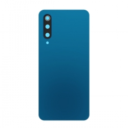 Vitre Arrière Compatible pour Xiaomi Mi 9 SE Bleu