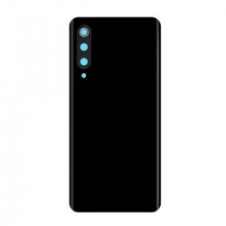 Vitre Arrière Compatible pour Xiaomi Mi 9 Noir photo 2