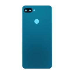 Vitre Arrière Compatible pour Xiaomi Mi 8 Lite Bleu