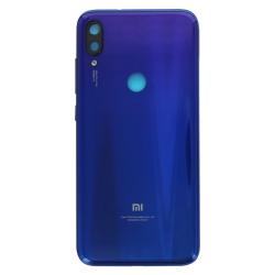 Coque arrière pour Xiaomi Mi Play Bleu photo 2