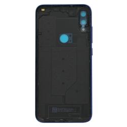Coque arrière pour Xiaomi Mi Play Bleu photo 1
