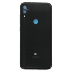 Coque arrière pour Xiaomi Mi Play Noir photo 2