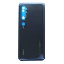 Vitre arrière pour Xiaomi Mi Note 10 et Mi Note 10 Pro Noir