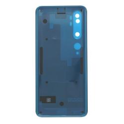 Vitre arrière pour Xiaomi Mi Note 10 et Mi Note 10 Pro Noir photo 1