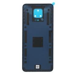 Vitre arrière pour Xiaomi Redmi Note 9S Blanc Glacier photo 1