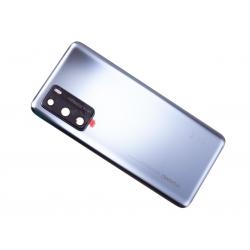 Vitre arrière pour Huawei P40 Argent_02353MGF