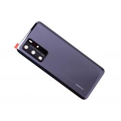 Vitre arrière pour Huawei P40 Pro Noir photo 3