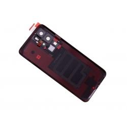 Vitre arrière pour Huawei P40 Pro Noir photo 1