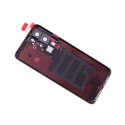 Vitre arrière pour Huawei P40 Pro Argent photo 1