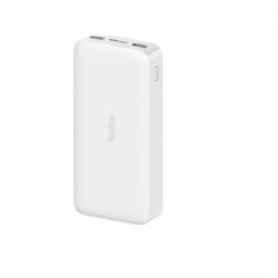Batterie de secours Xiaomi Redmi 18W Fast Charger 20000mAh - Blanc photo 0