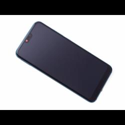 Bloc écran avec châssis et batterie Huawei Honor 10 - Vert photo 0