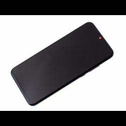 Bloc écran avec châssis et batterie Huawei Honor 10 Lite - Bleu ciel photo 0