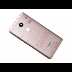 Vitre arrière avec logo pour Huawei Honor 5X - Or photo 0