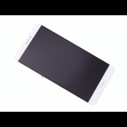 Bloc écran avec châssis et batterie Huawei Mate 9 - Argent photo 0