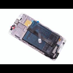 Bloc écran avec châssis et batterie Huawei Mate 9 - Argent photo 1