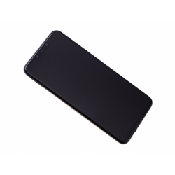 Bloc écran avec châssis et batterie Huawei Nova 3 - Noir photo 0