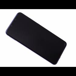 Bloc écran avec châssis et batterie Huawei Nova 3 - Violet photo 0