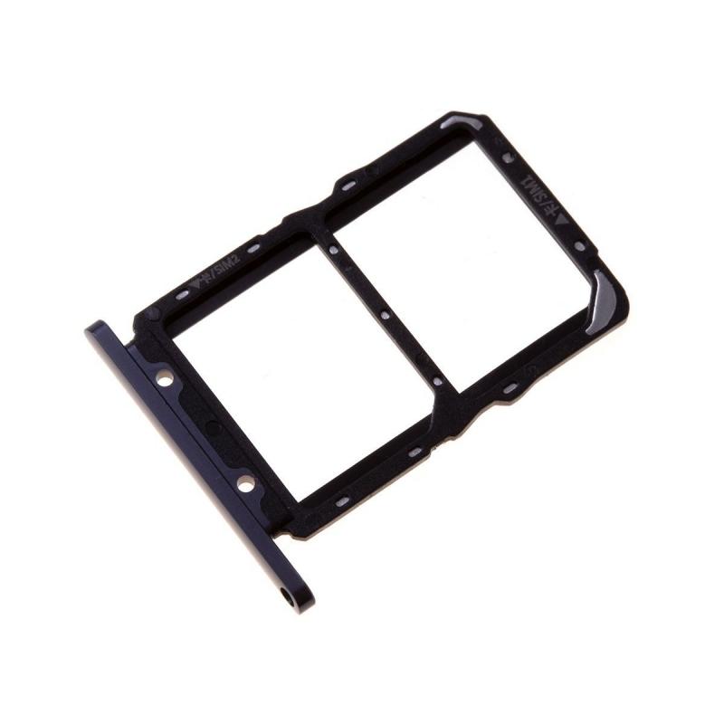 Tiroir SIM pour Huawei Nova 5T - Noir photo 0