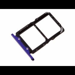 Tiroir SIM pour Huawei Nova 5T - Violet photo 0