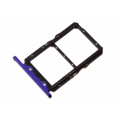 Tiroir SIM pour Huawei Nova 5T - Violet photo 1