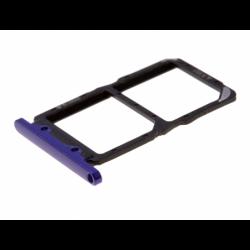 Tiroir SIM pour Huawei Nova 5T - Violet photo 2
