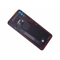 Vitre arrière avec logo pour Huawei P Smart Plus - Violet photo 1