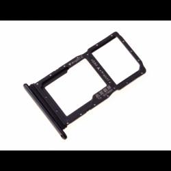 Tiroir SIM pour Huawei P Smart Z - Noir photo 0