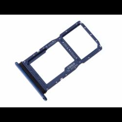 Tiroir SIM pour Huawei P Smart Z - Bleu photo 0