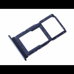 Tiroir SIM pour Huawei P Smart Z - Bleu photo 1