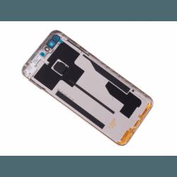 Vitre arrière avec logo pour Huawei Y6 2018 - Or photo 1