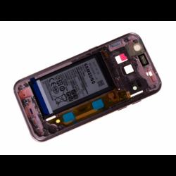 Châssis intermédiaire pour Samsung SM-A320F Galaxy A3 (2017) - Rose photo 0