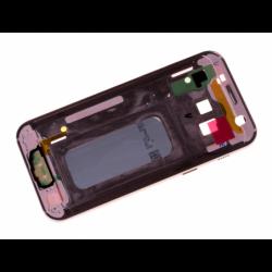 Châssis intermédiaire pour Samsung SM-A320F Galaxy A3 (2017) - Rose photo 1