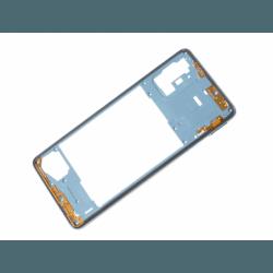 Vitre arrière avec logo pour Samsung SM-A715 Galaxy A71 photo 0