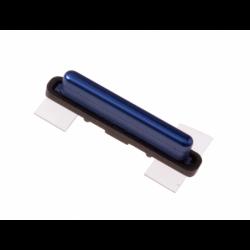Bouton power pour Samsung SM-A920 Galaxy A9 (2018), SM-A9200 Galaxy A9s - Bleu photo 0