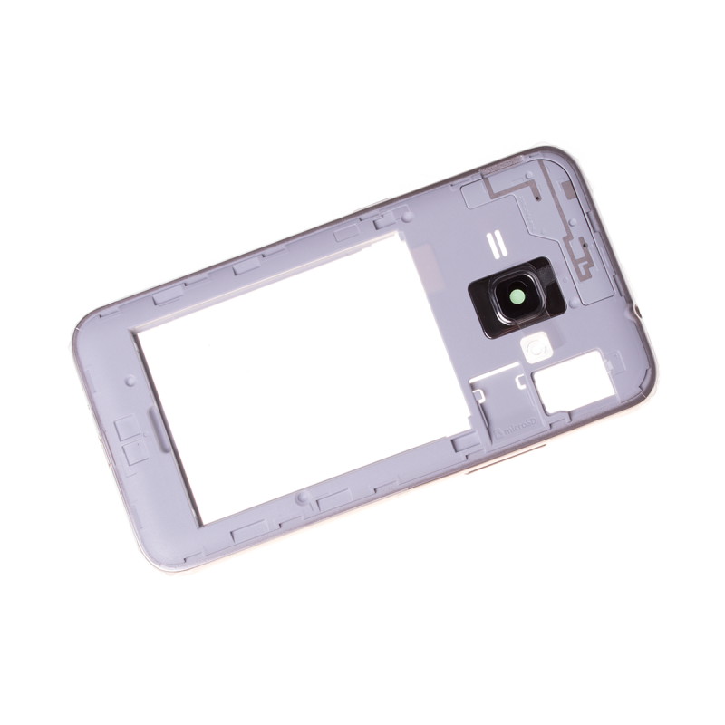 Châssis intermédiaire pour Samsung SM-J120F Galaxy J1 (2016) - Or photo 0